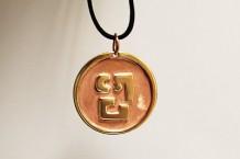 Mancha necklace